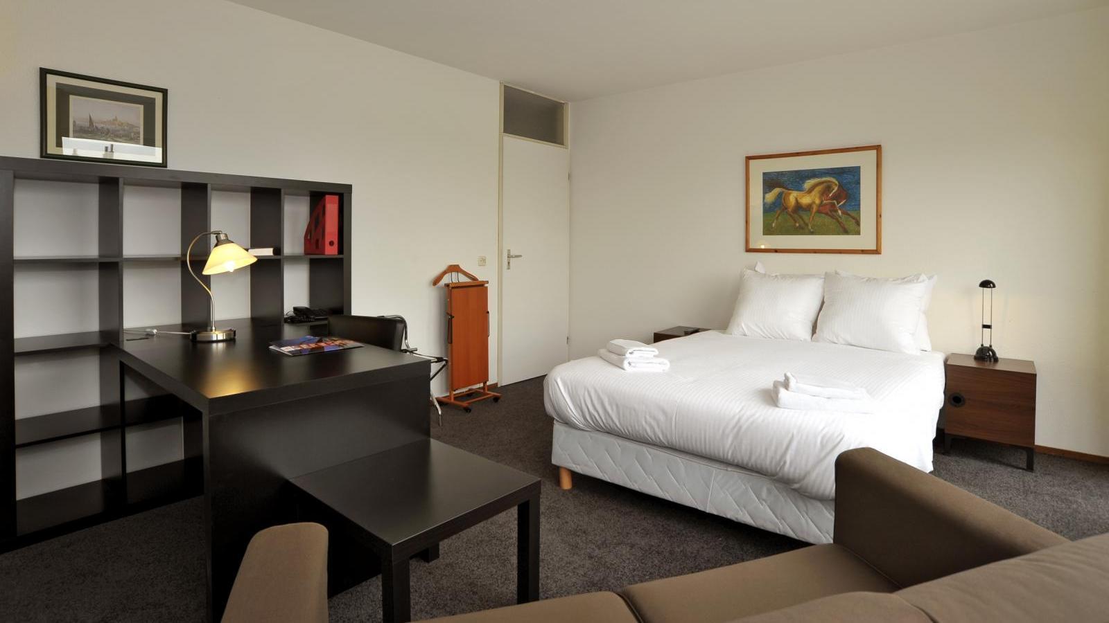 Apart Hotel Randwyck, Maastricht - Family Kamer